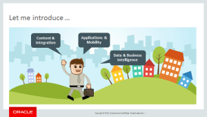 Oracle PaaS Matti, the IT-person slide